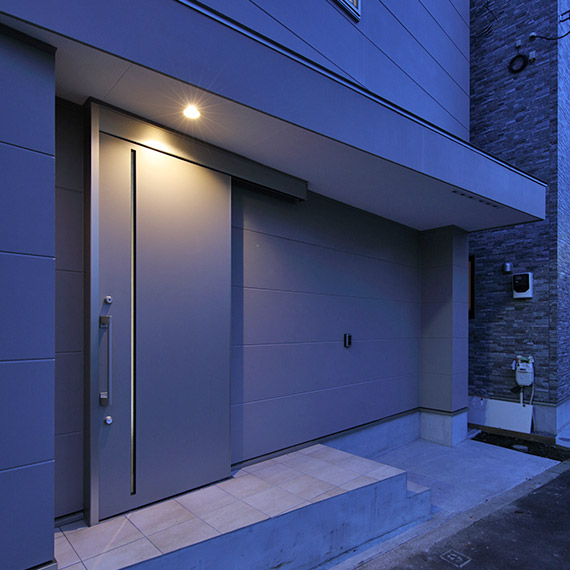 東京都文京区Cハウス