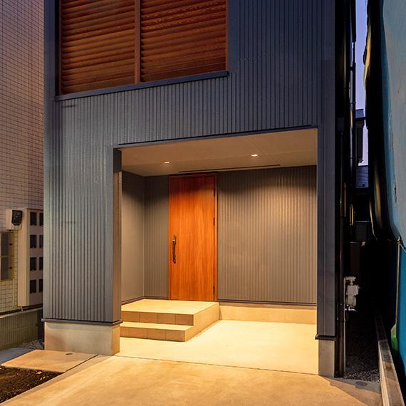 東京都文京区Nハウス