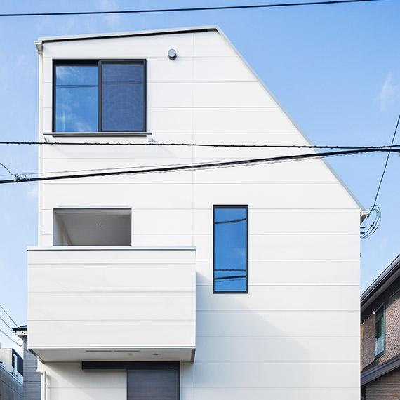 東京都東久留米市Nハウス