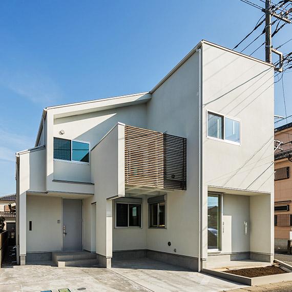 東京都青梅市Mハウス