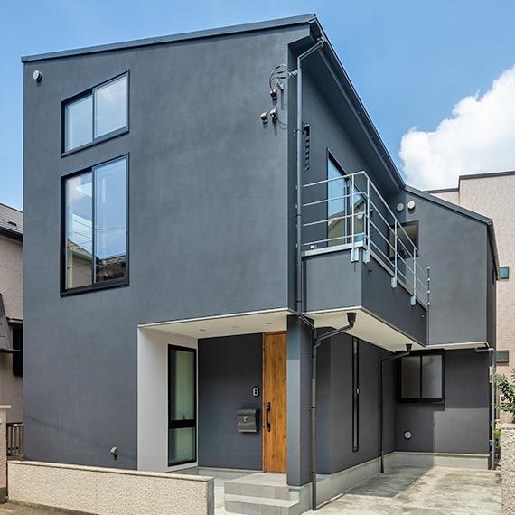 東京都世田谷区Sハウス