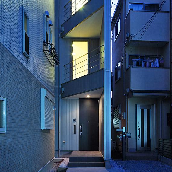 東京都品川区Kハウス