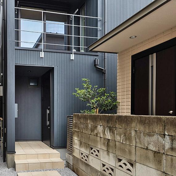 東京都新宿区Oハウス