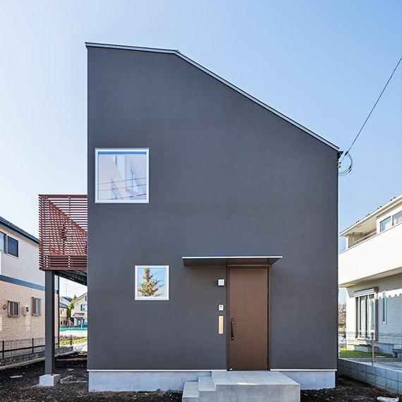 東京都立川市Sハウス